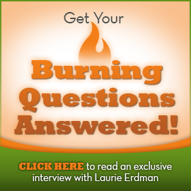 Click Here To Read An Exclusive Interview With Laurie Erdman
